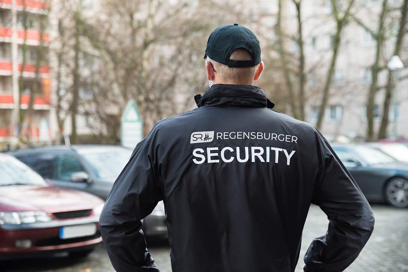 Sicherheitsdienst SR Regensburger