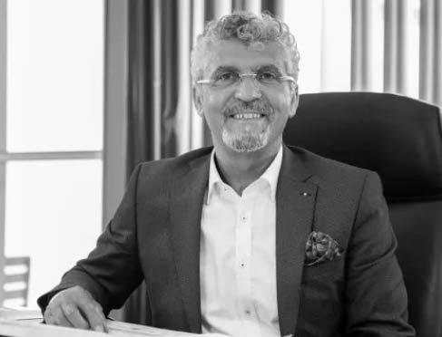 SR Regensburger - Geschäftsführer Recep Soysal